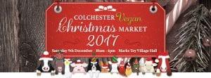 Colchester Vegan Christmas Market