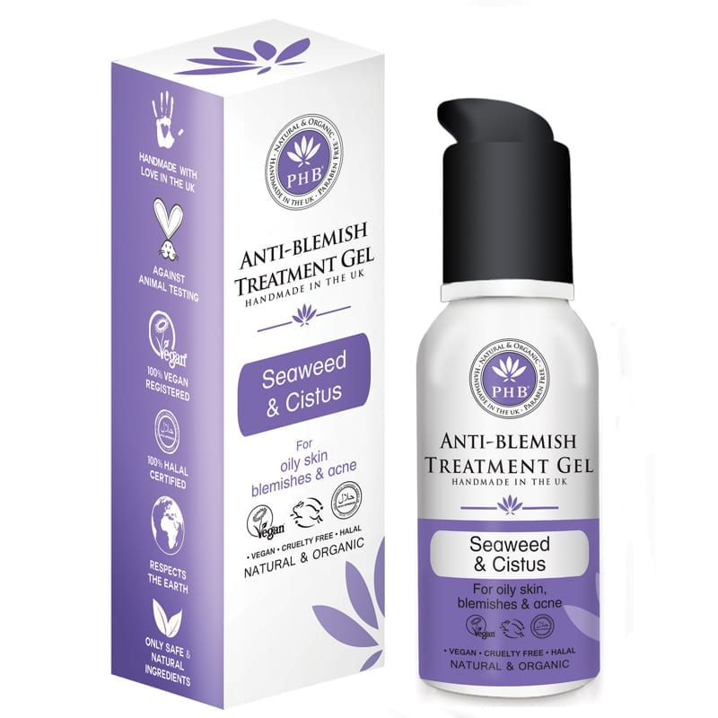 Balancing Anti-Blemish Treatment Gel