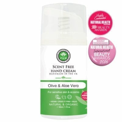 Scent Free Hand Cream