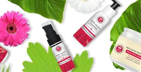 Anti-Aging Skin Care Range