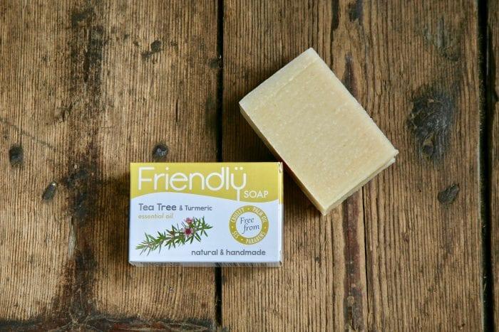 Tea tree facial soap #15