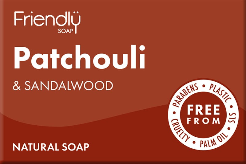 Patchouli & Sandalwood Soap