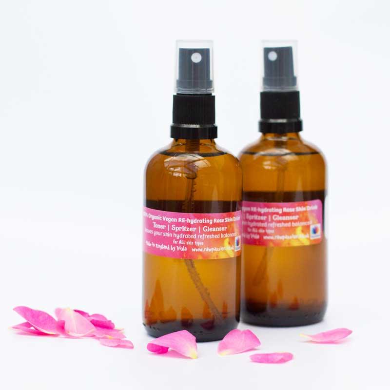 Re-Hydrating Rose Skin Drink
