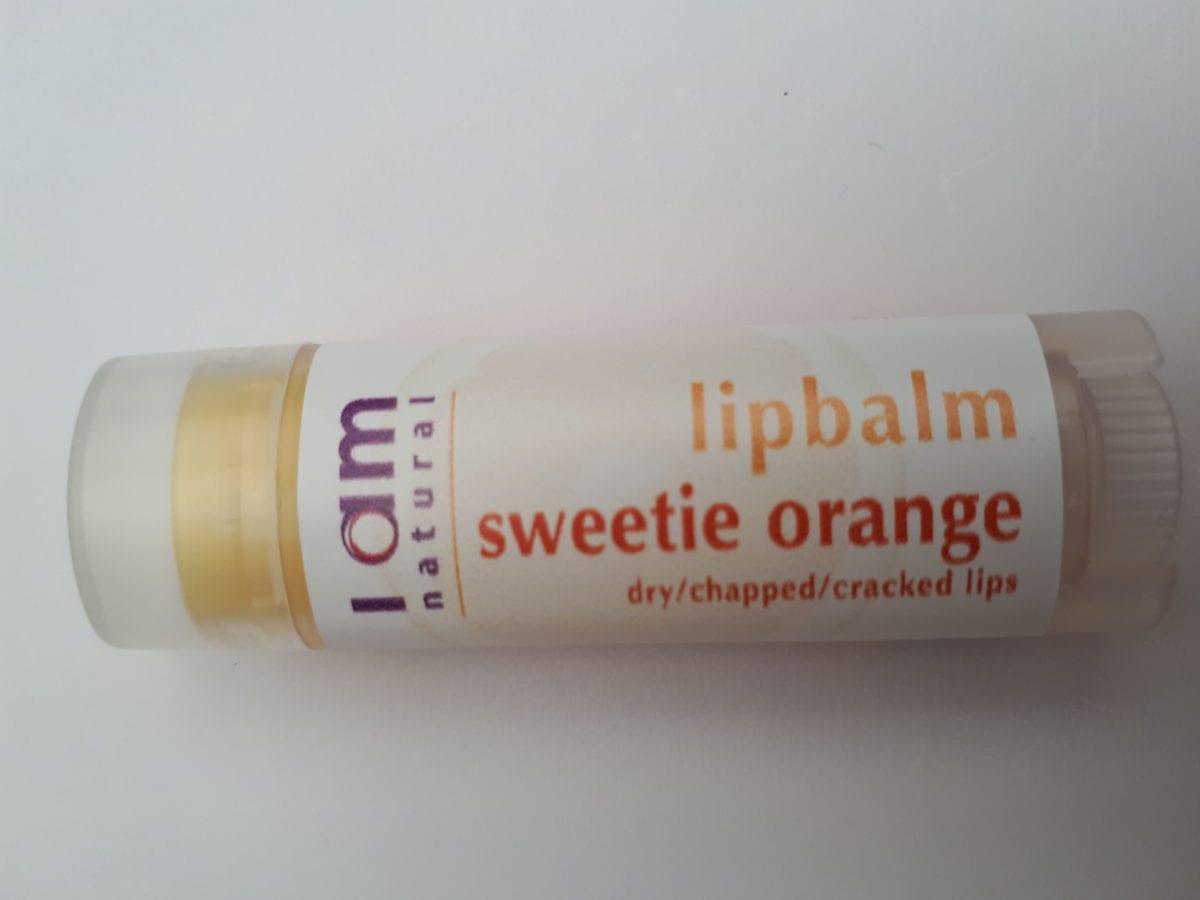 Lip Balm - Sweetie Orange