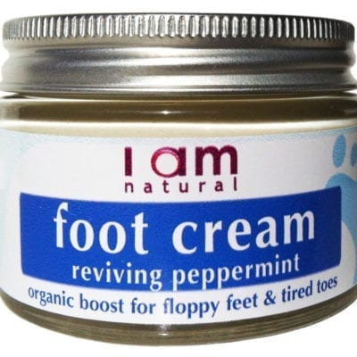 Foot Cream - Reviving Peppermint