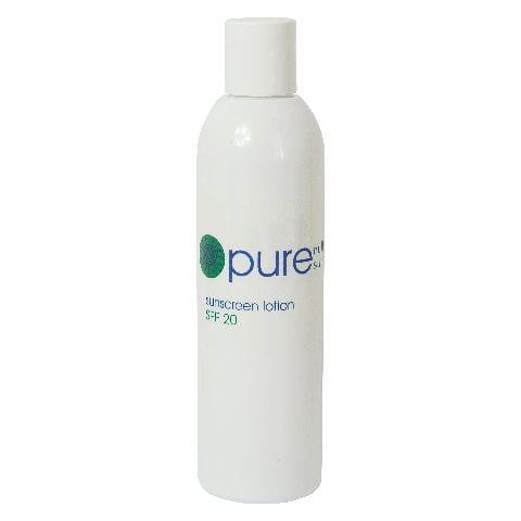 Sunscreen Lotion SPF20