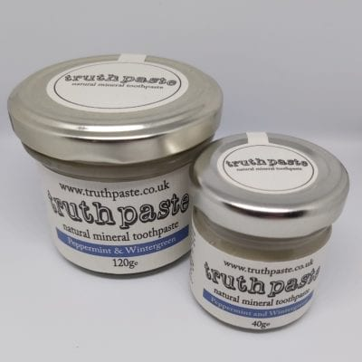 truthpaste - Peppermint & Wintergreen