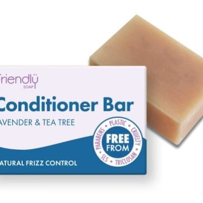Lavender & Tea Tree Conditioner Bar