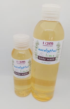 Body Wash - Eucalyptus & Lime
